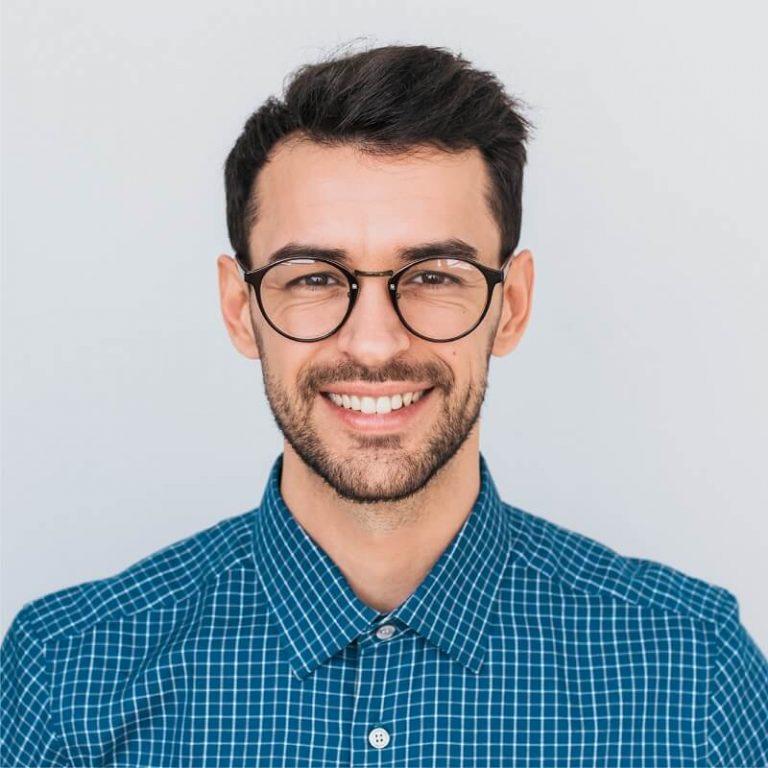 man-black-modern-glasses
